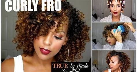 curly perm youtube perm rod set tutorial for natural hair iknowlee
