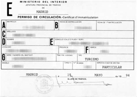 permiso de circulacion el bosque el permiso de circulaci 243 n incorpora los kil 243 metros y la