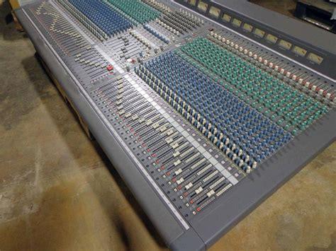 yamaha console yamaha pm4000 48c 48 mixing console 2 pw4000 power