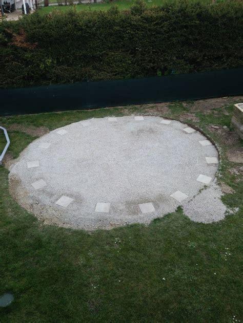 Pool Untergrund Platten untergrund aufstellpool forum auf energiesparhaus at