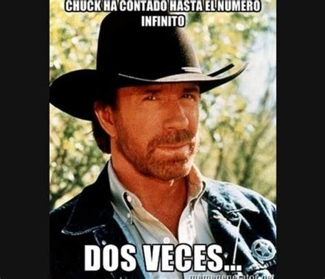 Memes De Chuck Norris - memes de chuck norris los mejores afiches en el d 237 a de su