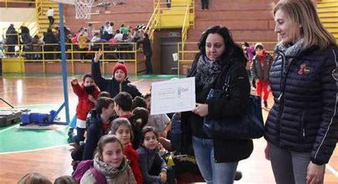 ufficio scolastico provinciale rieti festa basket reatino successo di partecipazione le foto