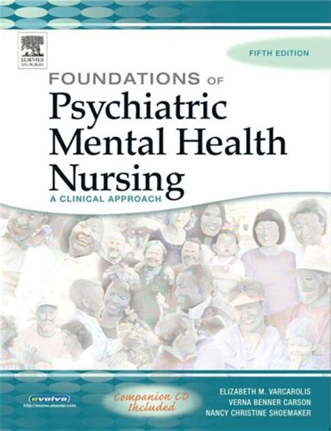 psychiatric mental health nursing books foundations of psychiatric mental health nursing a