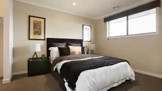 agréable Chambre Beige Et Blanc #3: chambre-noir-beige.jpg
