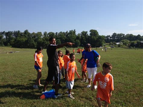 white house youth soccer youth soccer players from the michaels organization s regency park apartments to