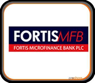 fortis bank banking fortis mfb expends n15 billion to 64 clients