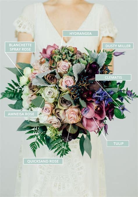 Wedding Bouquet Foliage by Autumn Fall Wedding Bouquets For Stylish Modern Brides