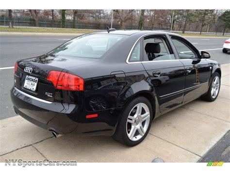 2006 audi 2 0t 2006 audi a4 2 0t quattro sedan in brilliant black photo