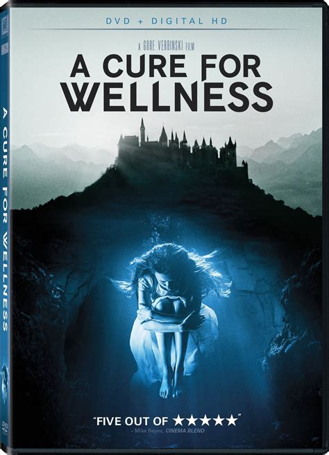 a cure for wellness dvd release date june 6 2017