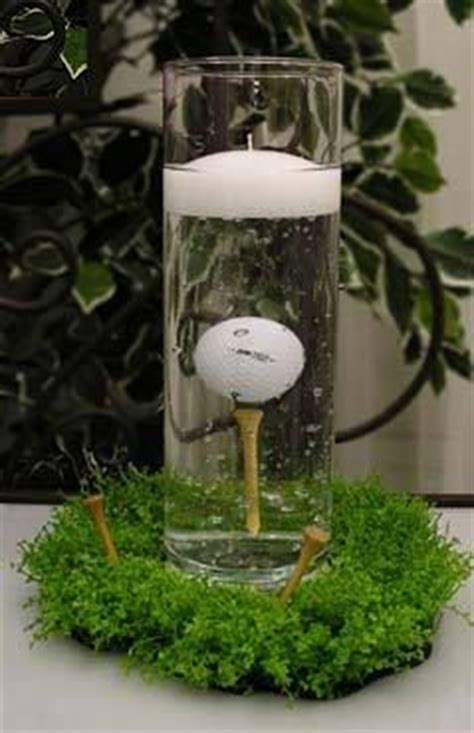 golf statues home decorating golf table decorations usholeinone golf themed party