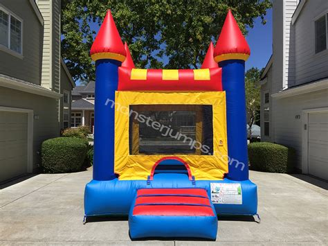 10x10 Castle Bounce House Rentals Livermore Ca Water Bounce House Rental Ca