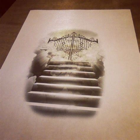 gateway to heaven tattoo designs 1000 images about stairway to heaven tattoos on