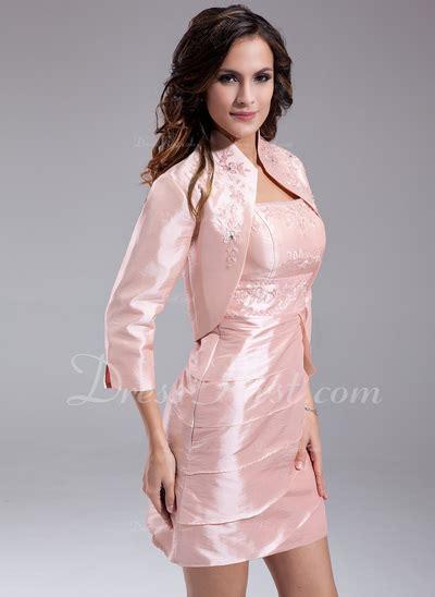 etui linie rechteckiger ausschnitt kurz mini taft brautjungfernkleid mit blumen p313 etui linie rechteckiger ausschnitt kurz mini taft kleid