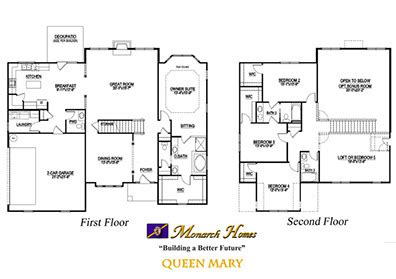 monarch homes floor plans queen mary floor plan monarch homes of north carolina