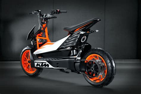 Ktm Electro Motorrad by Elektro Moped Motorrad Der Funke Springt Lautlos 252 Ber