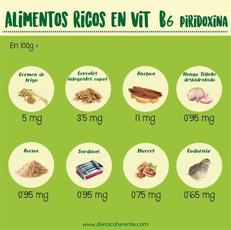 alimentos que contienen tript fano alimentos b6 vitamina b6 piridoxina beneficios y alimentos