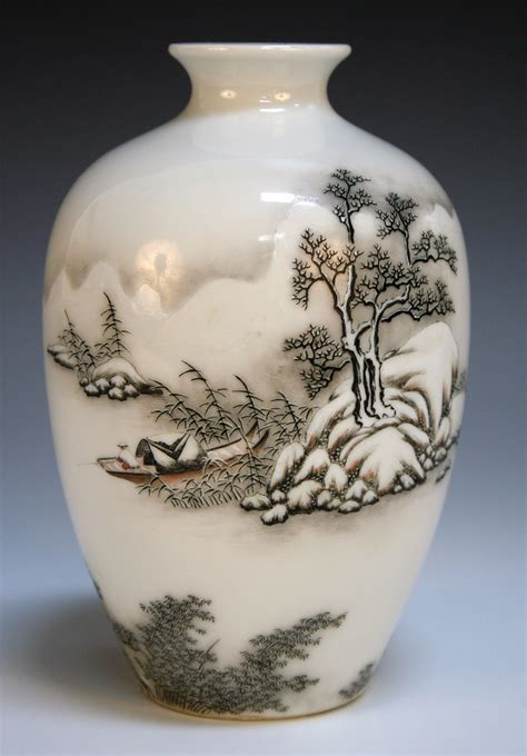 Porcelain Vase by Republic Porcelain In Sussex Toovey S