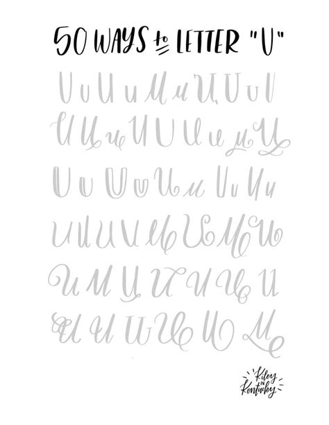 tattoo fonts u 1000 ideas about fonts cursive on