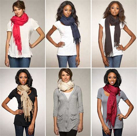 beautifully fierce how to wear a scarf