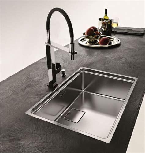 lavello design 25 lavelli da cucina dal design moderno mondodesign it