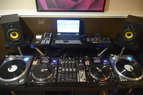 Best Speakers For Living Room by Setup Top View Dj Setup At Fundjstuff Com