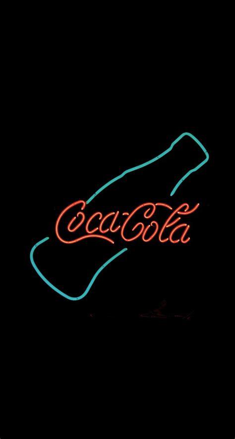 wallpaper iphone neon coca cola neon sign iphone 6 plus hd wallpaper http