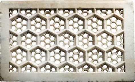 geometric jali pattern simon ray indian islamic works of art stonework