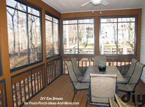 porch enclosure windows porch windows porch enclosure three season porch