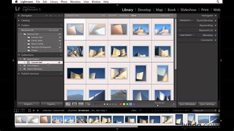 lightroom tutorial book lightroom 5 tutorial creating collections for your book