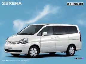 Nissan Serena 2002 2002 Nissan Serena C24 Pictures Information And Specs