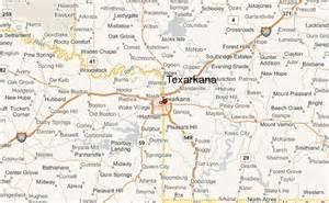 united states map texarkana arkansas texarkana arkansas location guide
