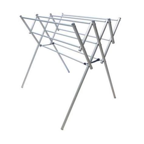 Jemuran Baju Aluminium Mini 100 Cm 1 jual berbagai tangga jemuran terbaik blibli
