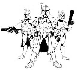 malvorlagen clone wars 9