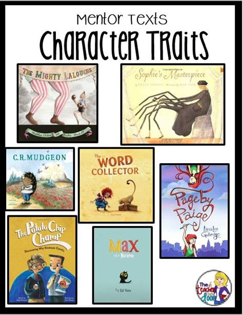 picture books for character traits character trait teaching character traits and teaching