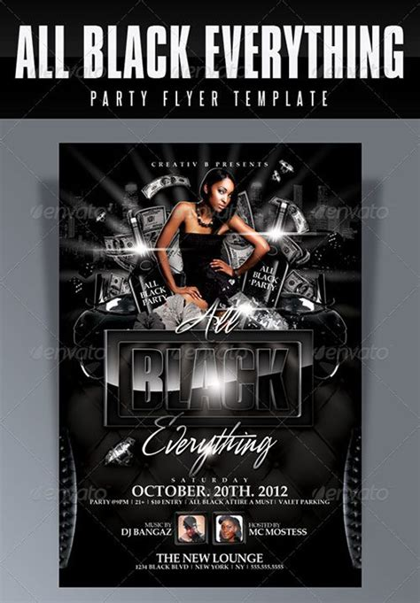 free club flyer templates top best hip hop psd flyer templates with beautiful free