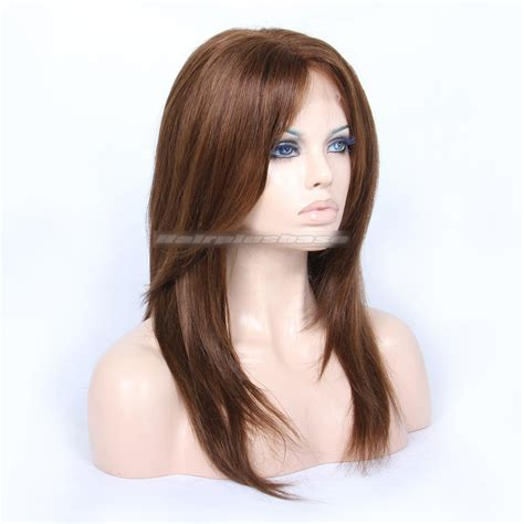 full layers hair cut layered haircuts brown indian human hair full lace wigs