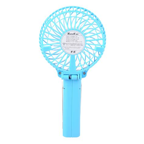 portable clip on fan portable foldable battery usb personal rechargeable