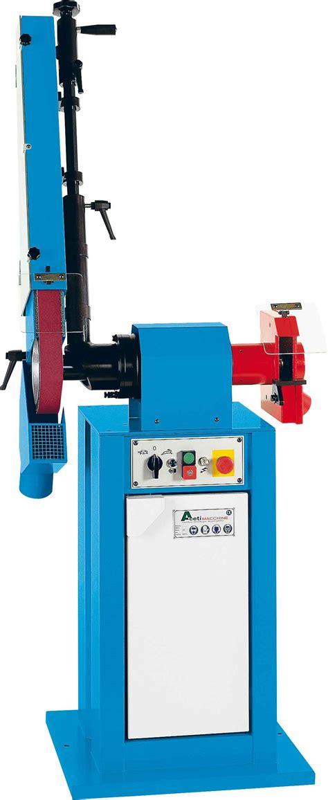 swing grinder machine art 34 telescopic swing belt grinding machine 50x2000