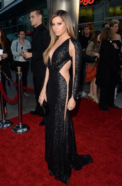A2312 Rihana Set 2in1 tisdale scary 5 la premiere carpet fashion awards