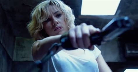 is the film lucy good watch scarlett johansson whack villains in first lucy
