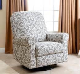 fabric swivel chairs for living room swivel rocker chairs for living room home design ideas