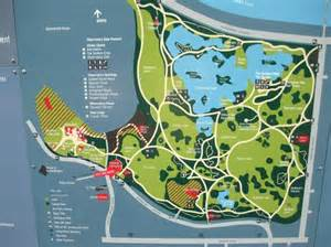 Melbourne Botanic Gardens Map Map Of The Gardens Picture Of Royal Botanic Gardens