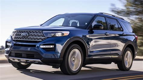 Ford No 2020 by 2020 Ford Explorer Gets Evolutionary Redesign Consumer