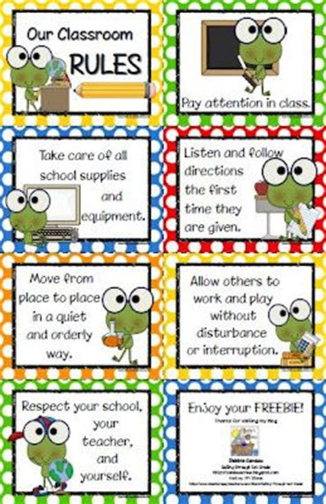 printable instructions classroom 17 best images about ideas for a frogtastic classroom