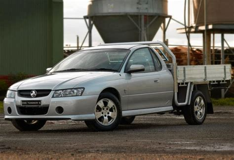 holden vz one tonner used holden ute one tonner review 2003 2004 carsguide