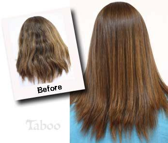 dangerous chemical used in hair salons to straighten hair girl models the new method of permanent hair straightening