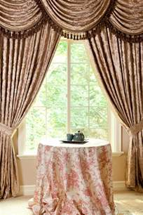 swag curtain valance picture of baroque floral classic overlapping swag