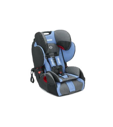 blue booster car seat recaro prosport combination booster car seat blue opal