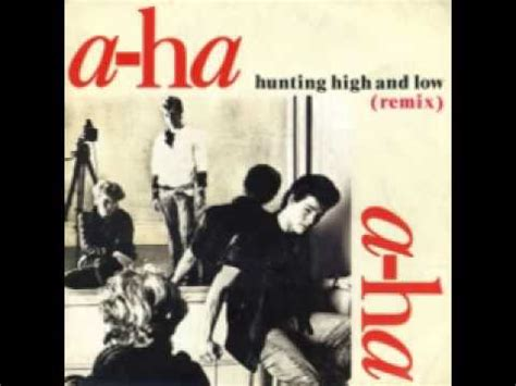 A Ha High And Low 1cd 1985 1985 high and low a ha extended remix