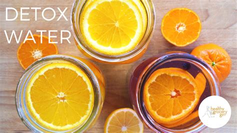 How To Make A Detox Vitamin Water by How To Make Detox Water Aka Vitamin Water Healthy Summer